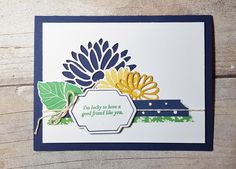 One of my favorite new products from the Occasions Catalog is the Special Reason bundle. I really like the sentiments included with the ...