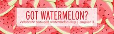 Got Watermelon? 15 Recipes To Try