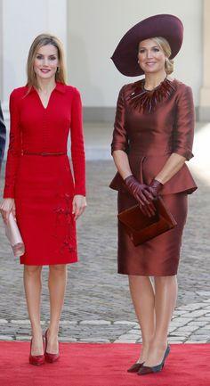 Los Reyes de España, Felipe y Letizia visitan Holanda en su quinto viaje oficial desde el comienzo de su reinado.