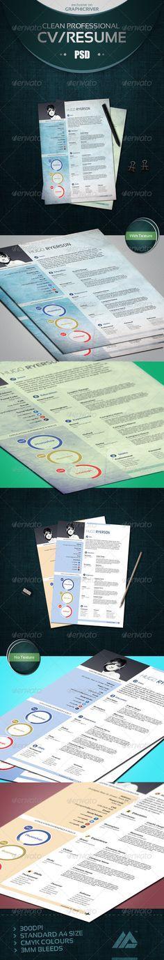 Standard Font Size For Resume Stellar Trifold Resume Cv  Resume Cv Tri Fold And Cv Template