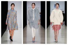 15 tendencias de otoño-invierno 2013-2014 de Mercedes-Benz Fashion Week Russia: tonos pastel