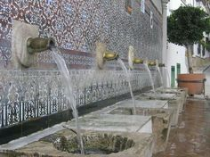 Image result for jacuzzi looks like fountain
