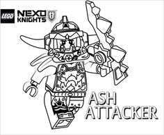 lego nexo knights coloring pages : free printable lego nexo knights color sheets | lego ritter