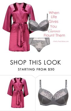 """""""I do😉😊"""" by ksims-1 ❤ liked on Polyvore featuring Boohoo and Déesse"""