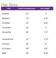 Crochet Baby Shoes Sizing Charts For Crochet and Knitting - The Lavender Chair - Here you will find all the sizing charts you would ever need for knitting and crochet! These charts will assist you with pattern writing and size changes. Crochet Baby Booties, Crochet Slippers, Crochet Beanie, Baby Bootees, Crochet Baby Blanket Beginner, Baby Knitting, The Lavender Chair, Baby Shoe Sizes, Baby Patterns