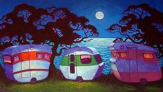 Giclee prints and cards from New Zealand paintings   Rachel Olsen