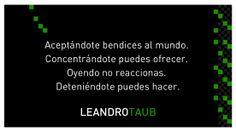 #LeandroTaub https://twitter.com/leandrotaub