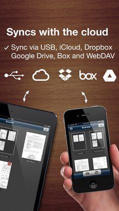 Avocado Scanner Deluxe, un escáner en tu dispositivo móvil