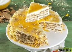 Cheesecakes, Flan, Raw Food Recipes, Dessert Recipes, Portuguese Recipes, Food Goals, Food Inspiration, Biscotti, Bakery