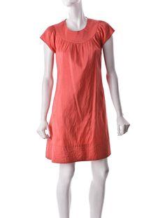 Calypso Silk Dress >> So cute!!