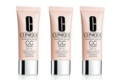 Clinique Moisture Surge CC Cream.  Leaves skin beautifully even, glowing, and hydrated.