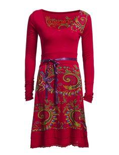 Desigual - VEST_STELLA. Favourite colour and fabulous Desigual design!