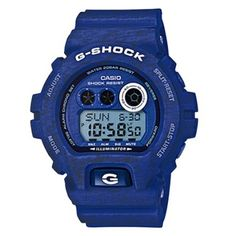 22f88514737c Casio G-Shock Countdown TimerGD-X6900HT-2 Watch Men s Blue Choc Bleu G