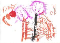 """Mannetjes"" (4 jaar)"