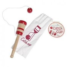 Traditional Catch Cup & Ball Game