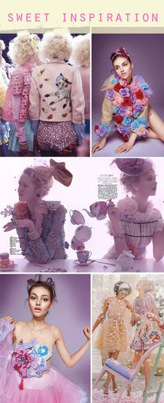 sweet whimsical easter inspiration via @Cassandra LaValle | coco+kelley