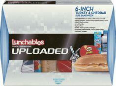 $1 off 2 Lunchable Uploaded