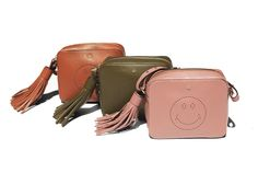 Anya Hindmarch Smiley Bag / Garance Doré Goods