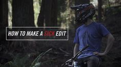 Filmmaker Matt Dennison of the NSMB mountain bike editorial has created a funny video tutorial that shows how to make a sick mountain bike edit. Matt made Freeride Mtb, Bike News, Cinema Camera, Inspirational Videos, Extreme Sports, Bike Life, Worlds Of Fun, Cool Bikes, Mountain Biking