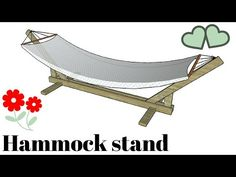 This step by step diy project is about hammock stand plans. Building a wooden hammock stand is a quick project that will enhance the look of your backyard.