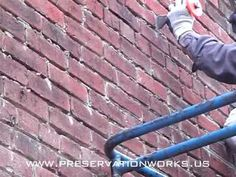 http://www.meganmedicalpt.com/ Repointing Brick:  The Basic Techniques of Safe Mortar Removal