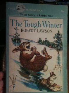 'The Tough Winter Publlished in 1954' is going up for auction at 10pm Sun, Jul 21 with a starting bid of $5.