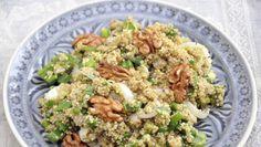 Quinoa met groente en walnoten | Gezondheidsnet