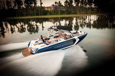 Nautique is giving riders control of the wake in the new Super Air Nautique G23 and G25.