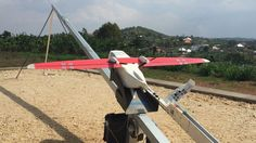 What is believed to be the world's first regular commercial drone delivery service is launching in Rwanda.