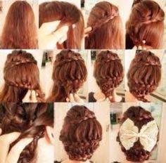 Bow plus braid