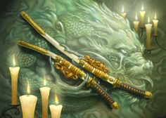 Legend-of-the-Five-Rings fantasy ART - Google Search