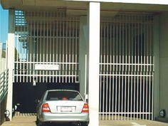 SC5000 Vertical Lift Counterweight Balanced Door