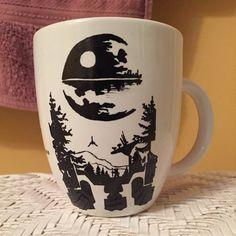 Star Wars Mug by theartoftraveling