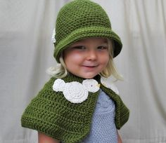 2 Crochet Pattern Set: The Nataleigh by NaturallyNoraCrochet