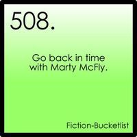 Fiction Bucketlist  ya, if only.....I would know when to SELL that damned stock