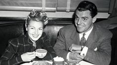 Lana Turner & Greg Bautzer - Hollywood Reporter
