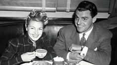 Lana Turner & Greg Bautzer - Hollywood Reporter