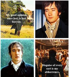 Mr Darcy quotes :)