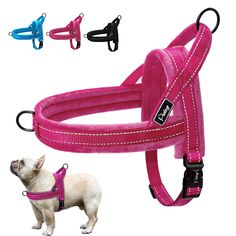 Home & Garden Breathable Nylon Dog Harness Vest Print Explosion-proof Pet Dog Harness Vest Traction Protected Walking Device Vest To Reduce Body Weight And Prolong Life Pet Products