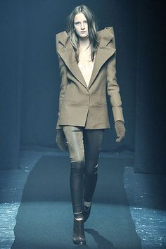 Maison Martin Margiela Fall 2008 RTW - Runway Photos - Collections - Vogue