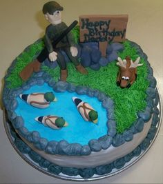 Hunting Cake 30th?