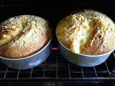 sweet cheese babka — Beneath the Crust Polish Bread Recipe, Polish Recipes, Polish Cheese Babka Recipe, Polish Food, Round Cake Pans, Round Cakes, Cake Recipes, Dessert Recipes, Bread Recipes