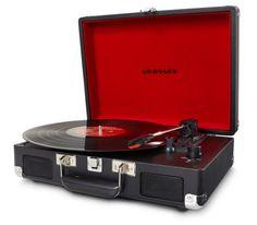 Lend Me Your Ear: Crosley Turntables