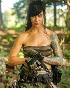 Sporty Girls, N Girls, Inked Girls, Alex Zedra, Female Soldier, Warrior Girl, Military Women, Sexy Hot Girls, Female Characters