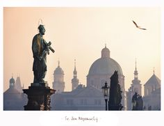 - John of Nepomuk, Prague - by UNexperienced on deviantART