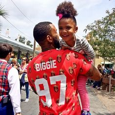 The Game wearing the 'Biggie' tee at Disneyland. #losangeles #elevenparis #thegame http://us.elevenparis.com/graphic-tees/41163-higy.html