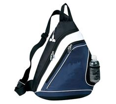 Yens Fantasybag Adventure Sport Sling Backpack SB6827 Navy Blue * Check this awesome product by going to the link at the image.