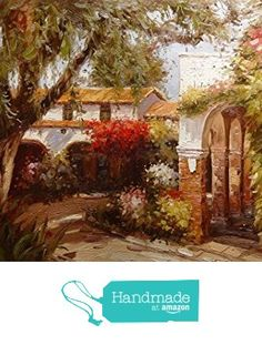 Oil painting-Summer sunshine-Hand painted original landscape painting-Artwork for Home Decor-Order scenery painting on canvas without frame-Custom original painting-80 from SunBirdArts http://www.amazon.com/dp/B01AF5TCZ8/ref=hnd_sw_r_pi_dp_rN5Pwb1PEVYAZ #handmadeatamazon