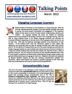 Enhancing Global Education With School Visitors Professional - Spanish global language