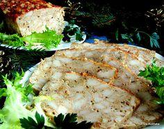 Smaczna Pyza: Pieczeń drobiowa z migdałami i olejem rzepakowym